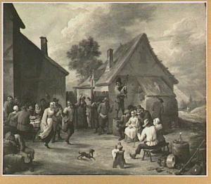 Het dorpsfeest