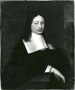 Portret van Suffridus van Boelens (1631-1692)