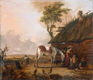 Het bonte paard