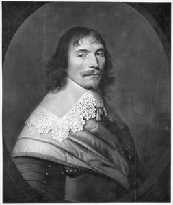 Portret van John Kirkpatrick (....-1681)