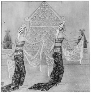 Kraton dance