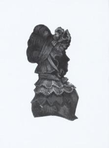 Portret van Caroline Jacqueline de Jacoby ( -1844)