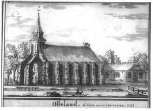 De kerk van Ottoland