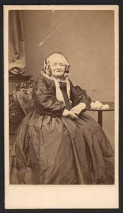 Portret van Petronella Hendrika Dronsberg (1798-1878)