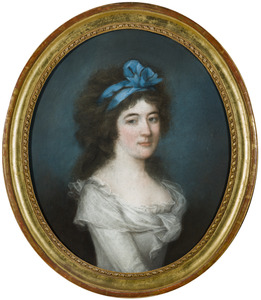 Portret van Cornelia Adriana Munter (1770-1828)