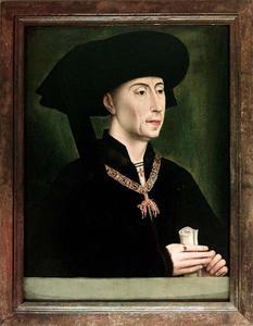 Portret van Philips de Goede (1419-1469), hertog van Bourgondië