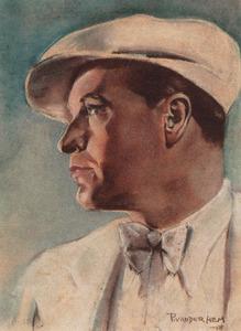 Portret van Willy Fritsch