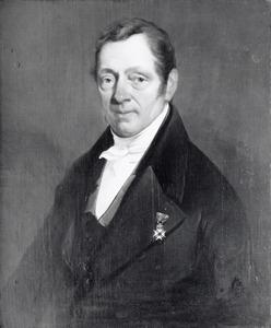 Portret van Wolter Hendrik Hofstede (1783-1850)
