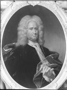 Portret van Simon van Slingelandt (1664-1736)
