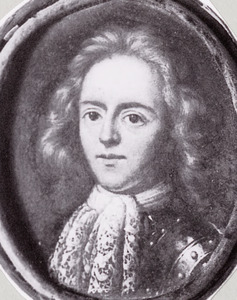 Portret van Maurits Clant (1667-1734)