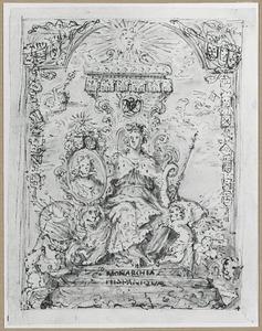Allegorie op de Spaanse monarchie