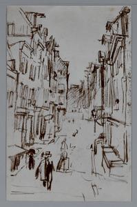 Amsterdamse straat