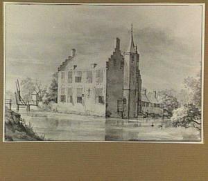 Huis Altena bij Delft