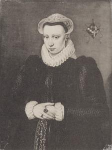 Portret van Maria Timmerman