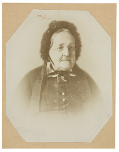Portret van mevrouw Prince-Muller