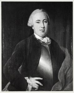 Portret van Assuerus Vegilin van Claerbergen (1735-1820)