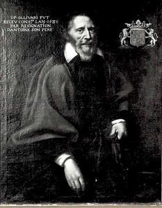 Portret van Jean Pierre d'Ollivary
