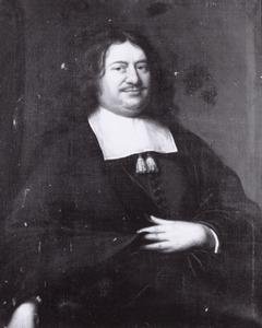 Portret van Rudolf van Paffenrode (1620-1673)