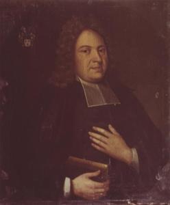 Portret van Johannes Wilhelmus Jutting (1677-1729)