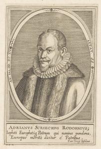 Portret van Adriaen van Schrieck (1560-1681)