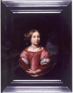 Portret van een meisje, waarschijnlijk Maria van Loon (1662-1734)