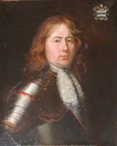 Portret van admiraal Christiaan Bielke (1615-1683)