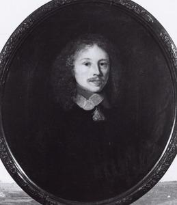 Portret van Samuel Emmius (1624-1684)