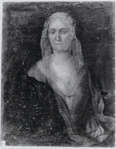 Portret van Margaretha Josine von Bodelschwing(h)