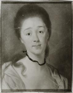 Portret van waarschijnlijk Egberta Louise Beckeringh (1740-1810)