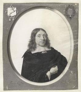 Portret van Gijsbert van der Hoeven (....-....)