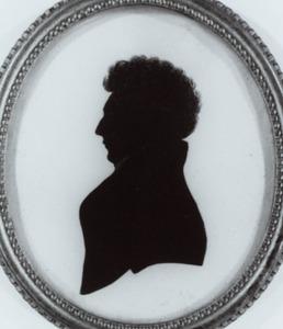 Portret van een man, waarschijnlijk Cornelis Bastiaan Nederburgh (1790-1865)