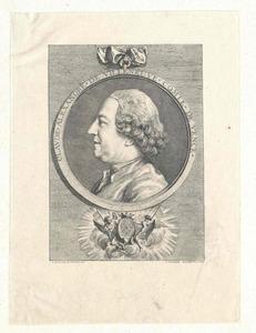 Portret van Alexander de Villeneuve (1702-1760), Comte de Vence