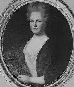 Portret van Abigael Braems (1674-1753)