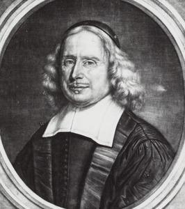 Portret van Charles de Rochefort (1605- )
