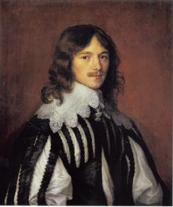 Portret van Lucius Cary, 2de Viscount Falkland (?-1643)