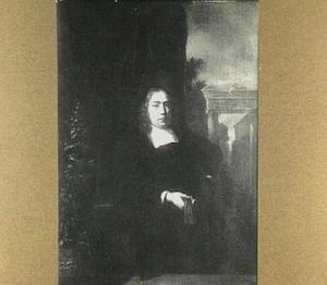 Portret van een man, wellicht Evert van Sypestein