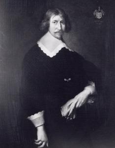 Portret van Duurt Elema Tho Allersma (1618-1682)