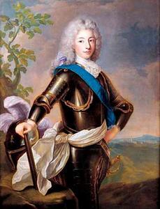 Portret van Louis François de Bourbon, prins de Conti