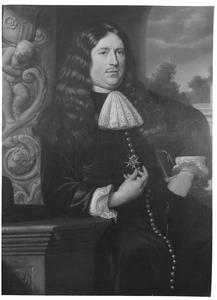 Portret van Cornelis Pompe van Meerdervoort (1639-1680)
