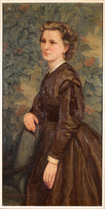 Portret van Maria Margaretha Franciska Lefebvre (1847-1917)