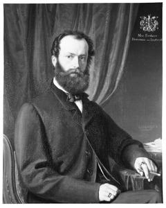 Portret van Maximilian Friedrich Antonius Heereman van Zuydtwijck (1826-1895)