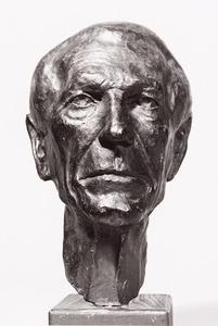 Portret van Cornelis Adriaan Honig (1917- )