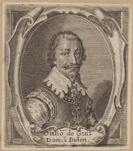 Portret van Otto van Gent (1578-1649)