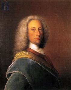 Portret van Pieter Benjamin de Beaufort (1688-1776)
