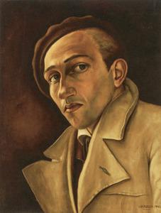 Portret van Willem Burger (1913-1999)