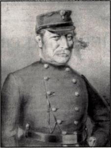 Portret van Frederik Meijer