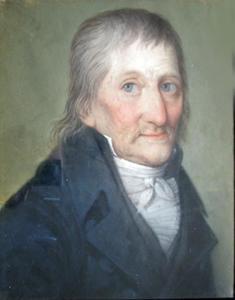 Portret van Jan Coops (1761/1762-1823)