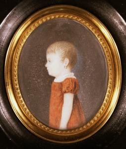Portret van Martha Aurelia Buma (1811-1814)
