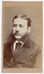 Portret van Herman van der Wyck (1844-1990)