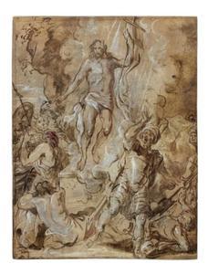 De opstanding van Christus (Lucas 24:1-9)